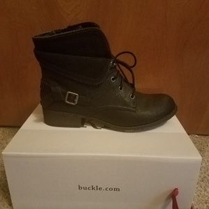 BKE sole Black Boots